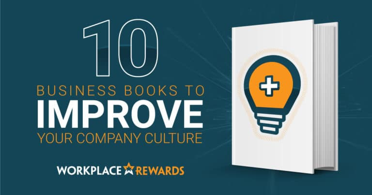 10 business books to improve your company culture
