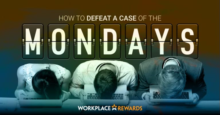 how to defeat a case of the mondays2